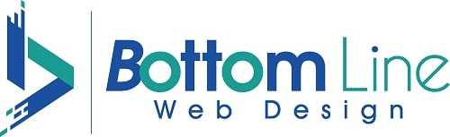 Bottom Line Web Design's Logo