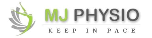 MJ Physio's Logo